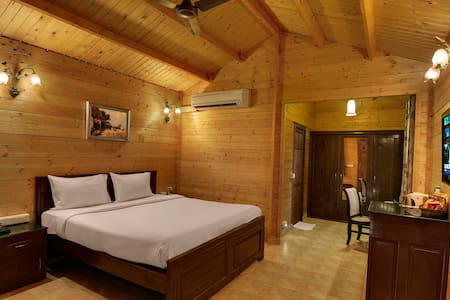 Beautifully Crafted Chalets @ Benaulim - Chalet