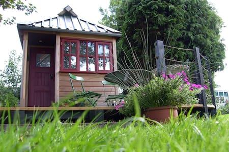 American Style Tiny House - Casa