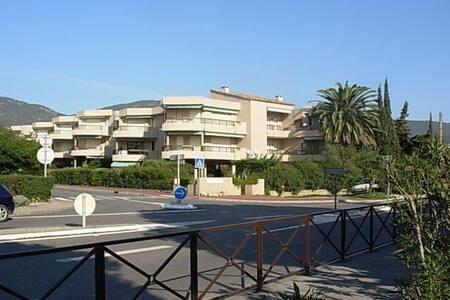Idéal vacances, à 100m de la plage - Cavalaire-sur-Mer - Appartement