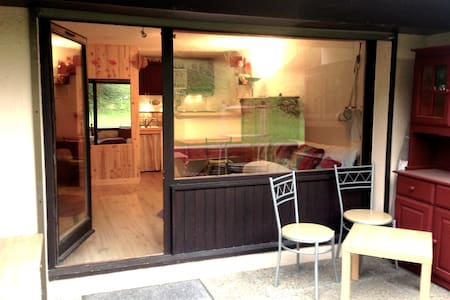 Studio cosy- Les Houches - Chamonix - Les Houches - Appartement