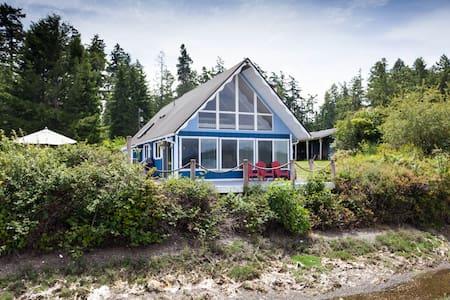 Blue Heron Beach House - Casa