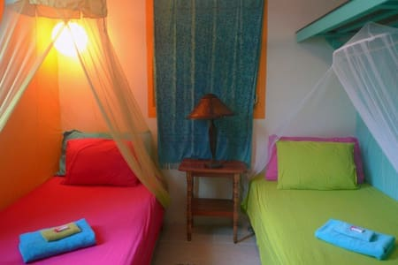 Chalet Tio Juan Twin room - Appartement