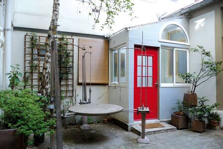 A bright, spacious, atypical flat - Paris - Apartment