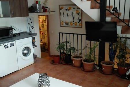 Comfortable loft in Madrid Norte - Madrid