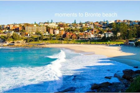 Sunny 1 Bedroom apartment in Bronte