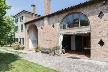 """CASOLARE LA QUERCIA"" - STANZA - Bed & Breakfast"