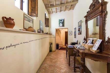 Appartamento sui tetti dell'Umbria - Apartemen