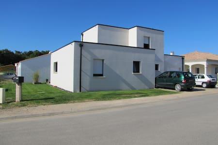 maison contemporaine - Huis