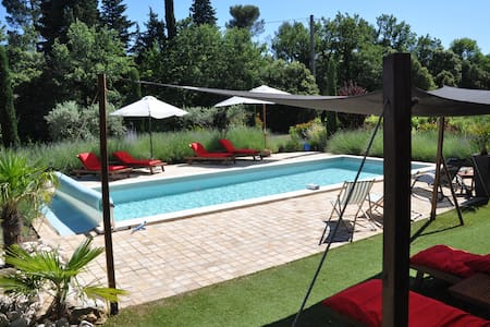 Charming B&B (Rouge). Pool-SPA INCLUDED - Bed & Breakfast