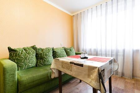 Уютная однокомнатная квартира в центре города - Byt