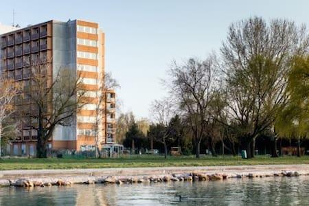 NEW!!! Lake Balaton just steps away