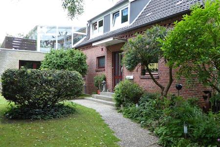 Ferienwohnung Grüßing,Wohnung Jümme - Apartment