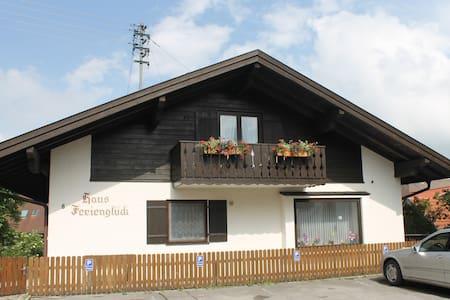 Haus Ferienglück - Huoneisto