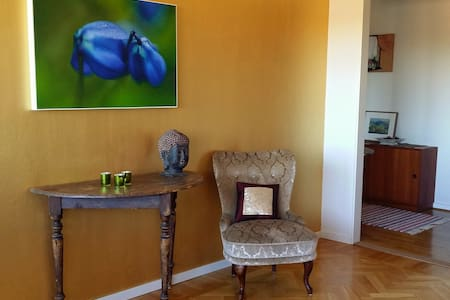 Lovely room close to both downtown and nature - Gothenburg
