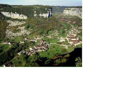 maison vacance au plateau - Rumah