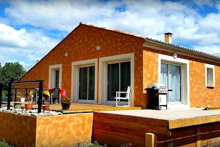 LARAGNE home 117m2 - terrace 80m2 - House