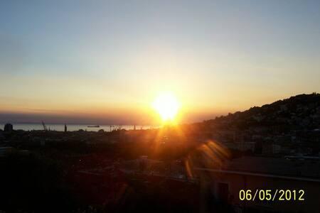 appartamento vista mare mozzafiato - Trieste
