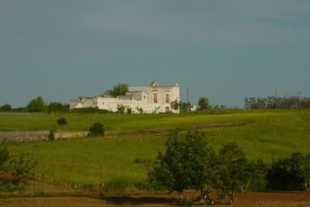 Casolare_campagna_Puglia_Salento - Leilighet