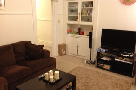1 BR in a 2 BR Apt - Russian Hill!