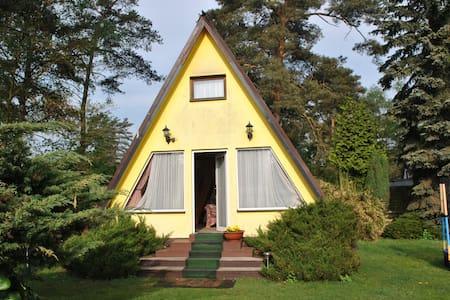 Wunderschöne Finnhütte für 4 Person - House