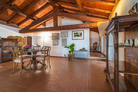 A romantic country flat for you! - Montevecchia
