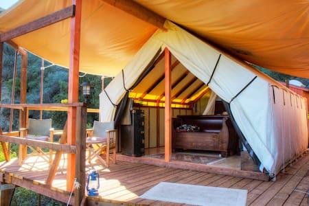 Malibu Safari Chic Tent - Tenda