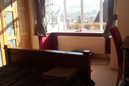 Sidmouth room with a view + WiFi - Hus