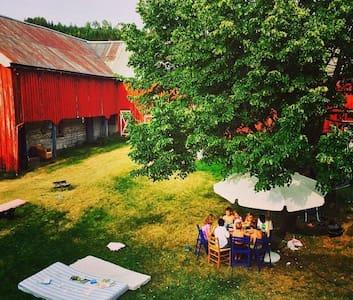 Rural&rustic farmhouse! - Casa