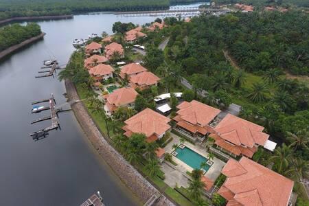 Marina Appartment in Sebana Cove / Near RAPID - Byt