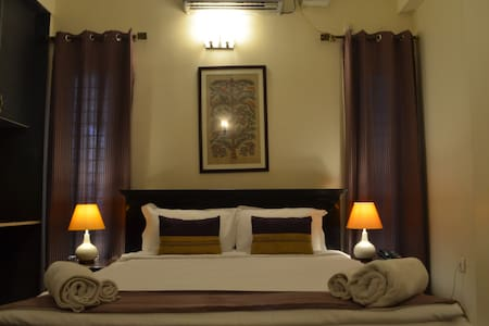 Serviced Apartment in Bangalore