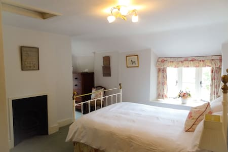 The Charlton Room @Huxham Farmhouse - Shepton Mallet - Bed & Breakfast