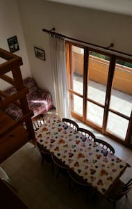 Villetta a schiera in pineta - Apartment