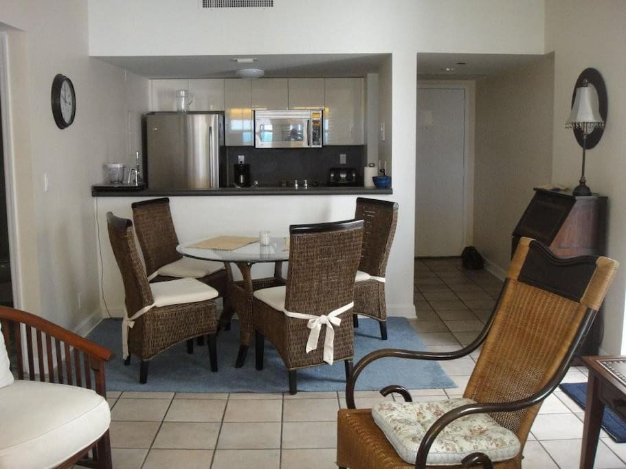 Apartment on Ocean Dr with terrace