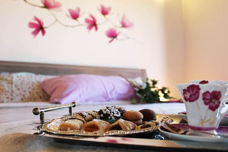 Suite Vert - B&B Ulivi di Mascio - Bed & Breakfast