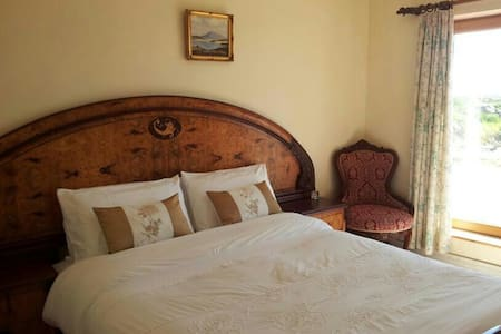 Atlantic View Bedroom,en suite - Bed & Breakfast