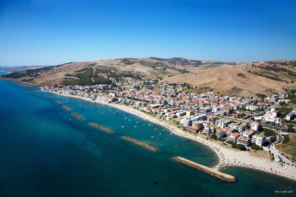 Rental cottages in Crotone