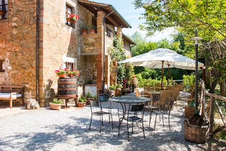 Casa Viola Tuscan Farmhouse wifi - Bucine (AR) - Wohnung