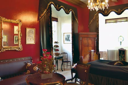 The Anders Suite at Broholm Castle - Gudme - Castelo