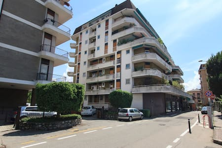 Flat in the center of the town - Apartment