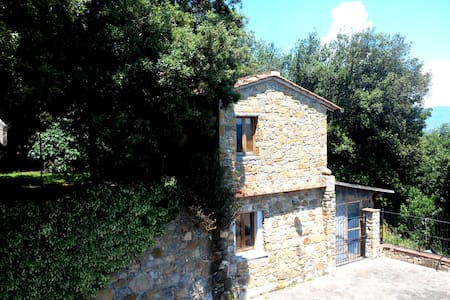 Belvedere - Rustico con Piscina - Casa