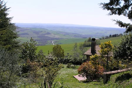 Tuscan retreat-privacy, views