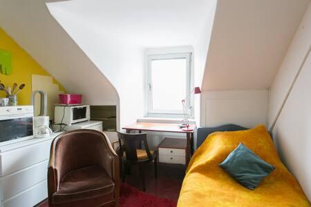 Appt 2 rooms - Jardins Luxembourg
