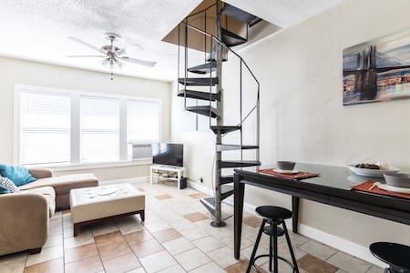 Cozy, convenient apartment - Appartement