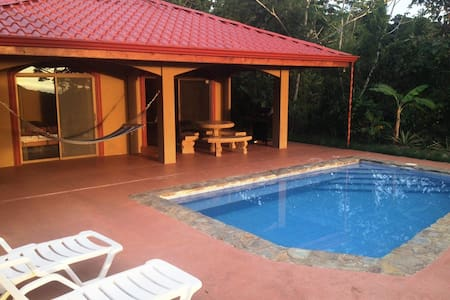 8a Ocean View, Private Pool, Gated, - Baru - House