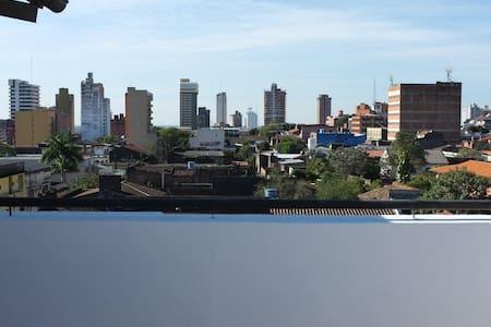 Loft en Asunción con Terraza Nr. 7