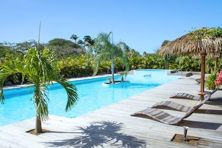 Pour 4 Pers à Caraibes Royal **** - Deshaies - Condominium
