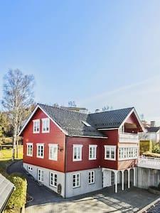 Beautiful room with a view, Bergen. - Bergen - Villa