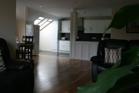 Millpark Penthouse, Donegal Town