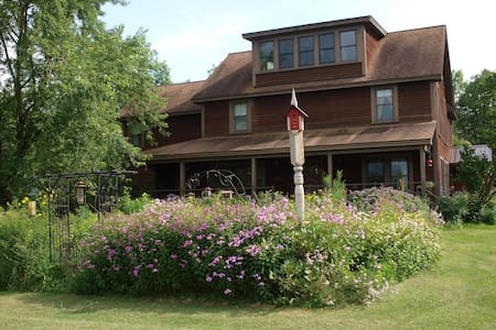 Clarendon Springs B&B VT -3 Rooms - Bed & Breakfast