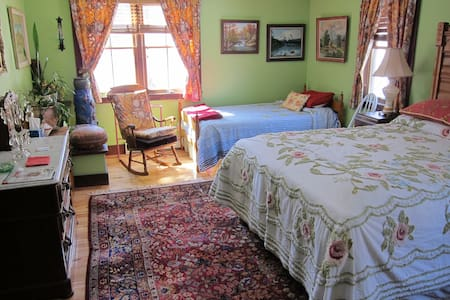 Cozy Room in Beautiful Vermont B&B - Oda + Kahvaltı